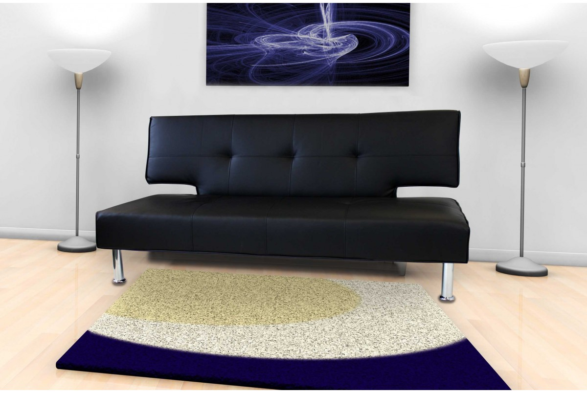 Turin sofa bed black for Sofa bed 180cm