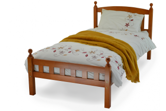 FLORENCE SINGLE BED- ANTIQUE PINE