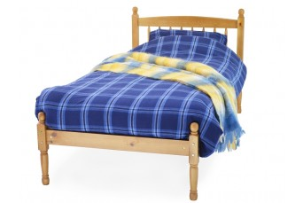 BOLD 3'0 SINGLE BED PINE
