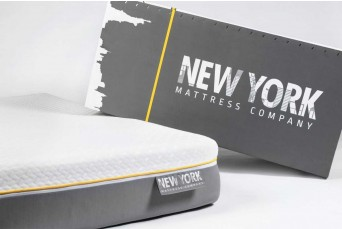 NEW YORK LIBERTY POCKET SPRUNG MATTRESS DOUBLE