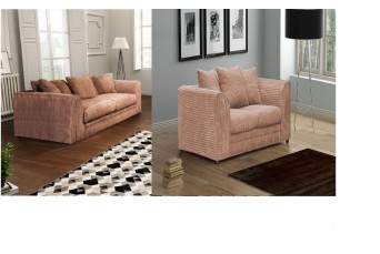 DYLAN JUMBO COFFEE 2 AND 3 SEATER SOFA BY NEW YORK SOFA COMPANY