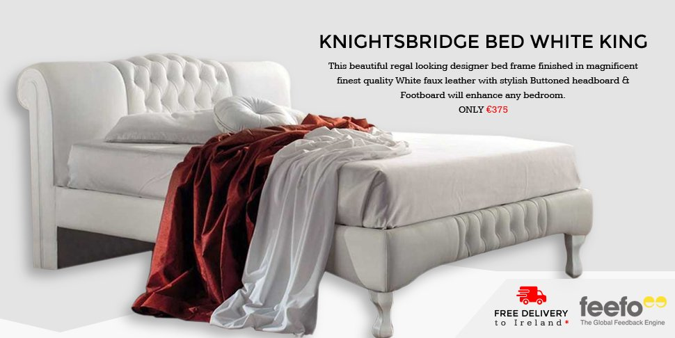 knightsbridge bed